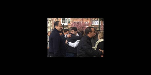 STIB: Une marche silencieuse en hommage à la victime - La Libre