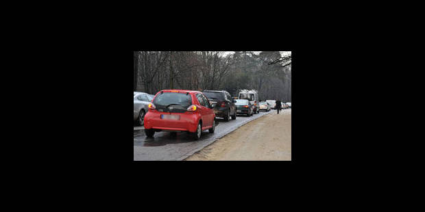 Fermer le bois de la Cambre à la circulation ? - La Libre