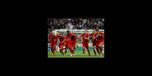 Le Bayern se qualifie au bout du suspense