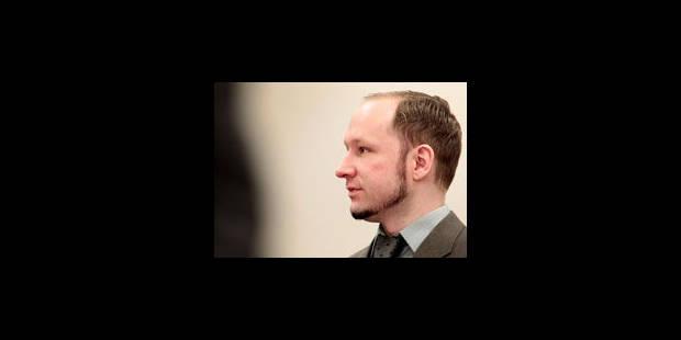 Breivik pointe du doigt les psychiatres