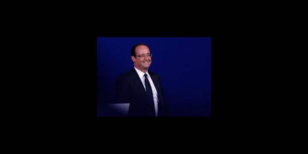 """Hollande accuse Sarkozy de """"transgression"""" - La Libre"""