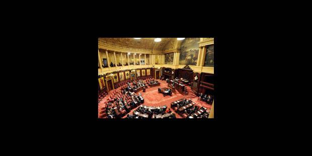 Réforme de l'Etat: accord sur la réforme du Sénat - La Libre