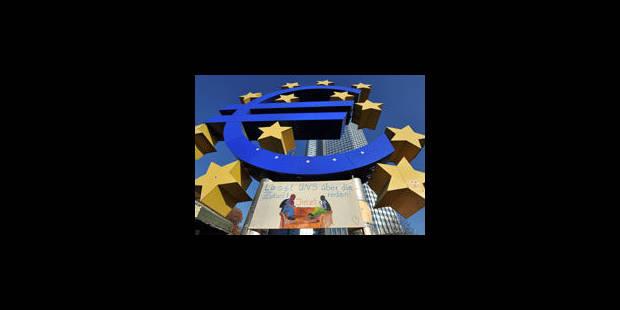 En 2012, la croissance sera nulle en Belgique - La Libre