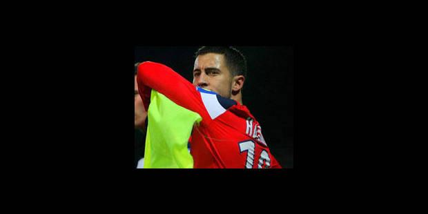 Hazard meilleur joueur de la saison pour l'Equipe - La Libre