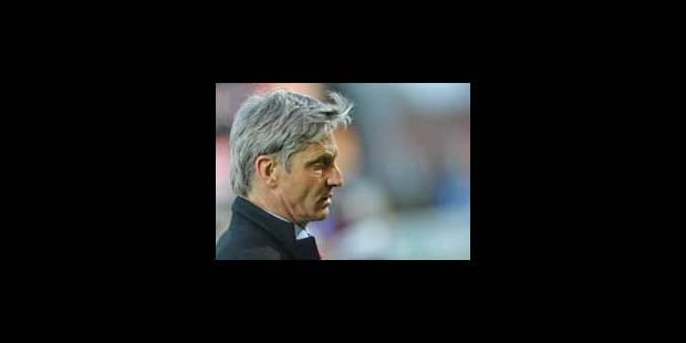 José Riga quitte le Standard pour le Qatar