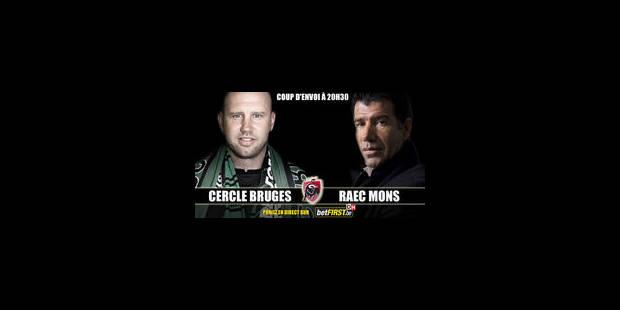 Cercle de Bruges - Mons 3-2