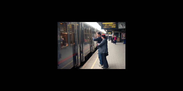 L'avenir du rail belge se joue maintenant - La Libre