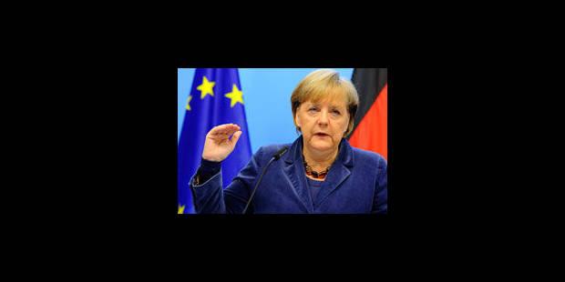 Berlin prépare un plan pour soutenir la croissance - La Libre