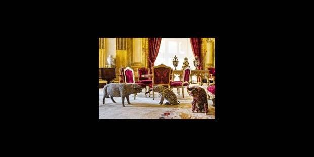 Wim Delvoye, nouveau roi du Louvre - La Libre