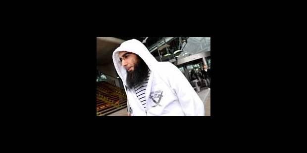Belkacem reste en prison - La Libre