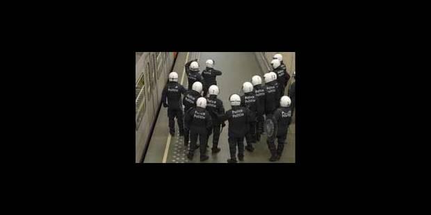 Contre-manifestation PP: le comité P a été saisi, dit Milquet - La Libre