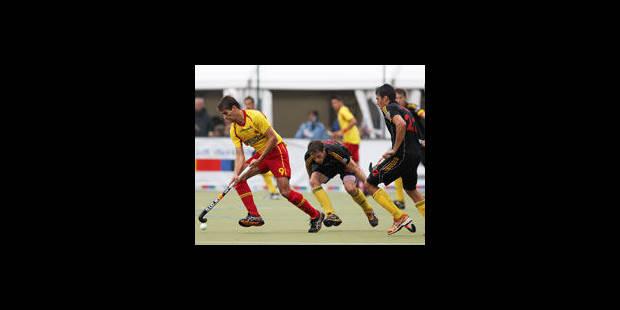 La Belgique bat l'Espagne et termine deuxième - La Libre