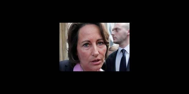 """Ségolène Royal : """"Je me reconstruis"""""""