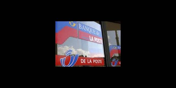 Banque de La Poste : pratique étrange... - La Libre