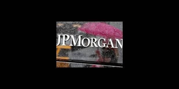 JPMorgan pourrait perdre 9 milliards