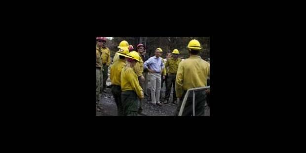 Incendie dans le Colorado: 2 morts, Obama sur place - La Libre