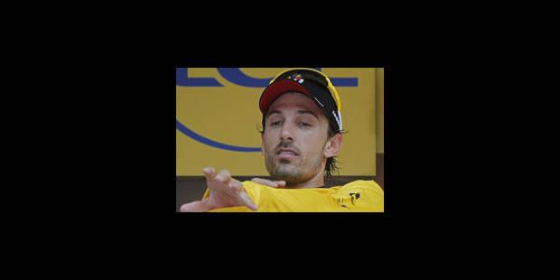 Cancellara: « C'est pour toi, Stéphanie! »