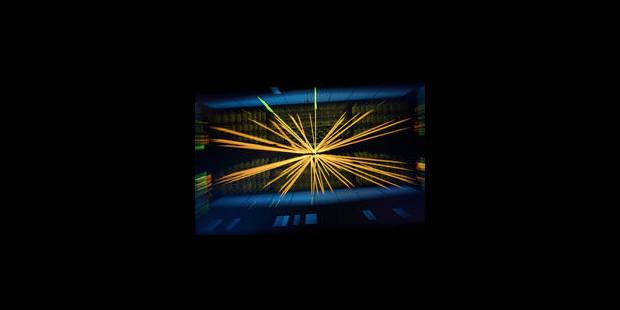 """Boson de Brout-Englert-Higgs: """"Une nouvelle étape dans notre compréhension de la nature"""""""