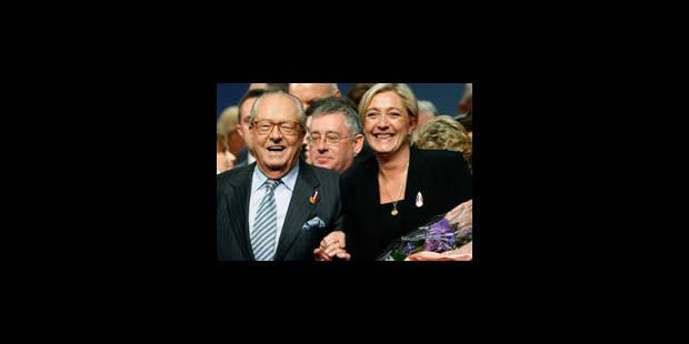 """Jean-Marie Le Pen: Marine est une """"petite bourgeoise"""" - La Libre"""