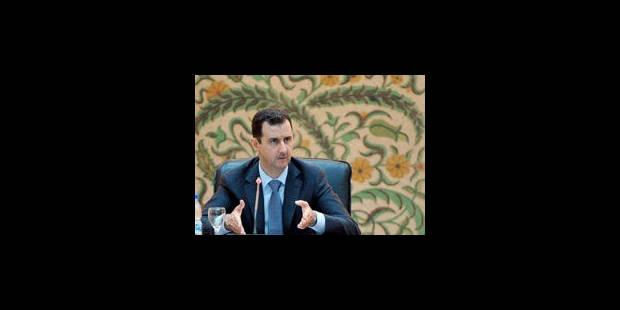 Bachar al-Assad en Russie ?