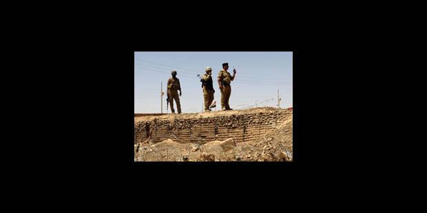 La rébellion syrienne contrôle des postes-frontières - La Libre