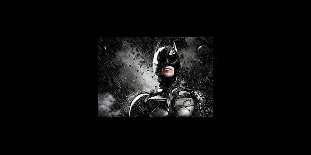 La fin de Batman