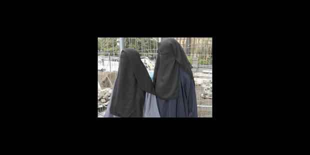 Port du niqab: 'Touche pas à ma Constitution' paye des amendes en Belgique - La Libre
