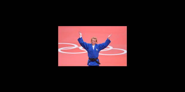 Judo: Van Snick offre à la Belgique une première médaille!