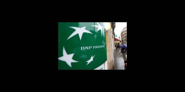 Recul du bénéfice net de BNP Paribas au 2e trimestre - La Libre