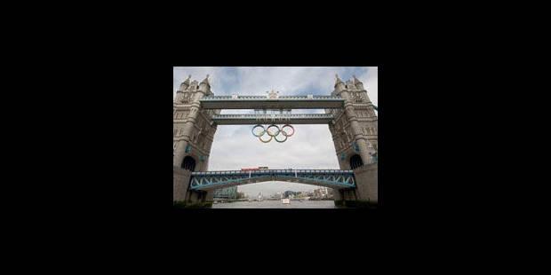 Jeux olympiques: malheur aux retardataires !