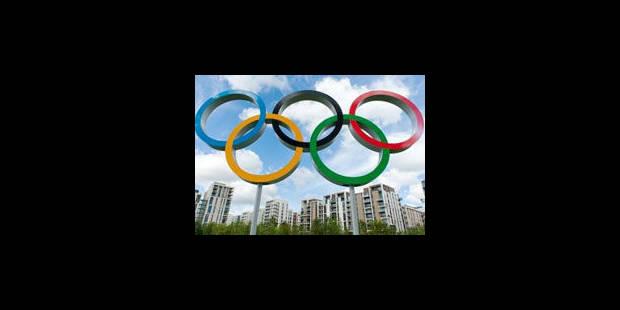 acheter bien acheter plus bas rabais Que signifient les anneaux olympiques ? - La Libre