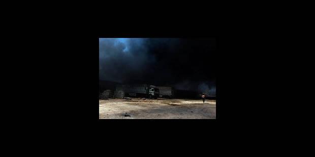 Série noire pour Bachar, Damas vacille - La Libre