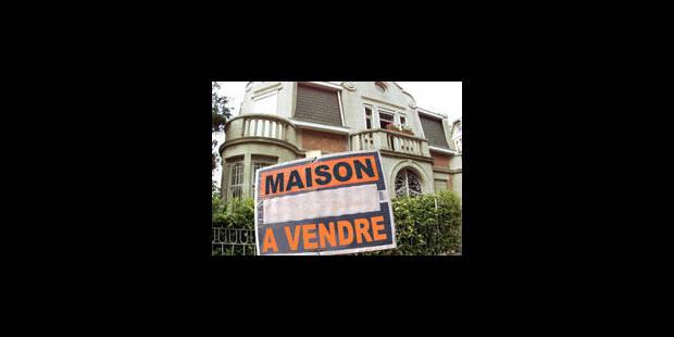 Le patrimoine immobilier des Belges a doublé en 10 ans - La Libre
