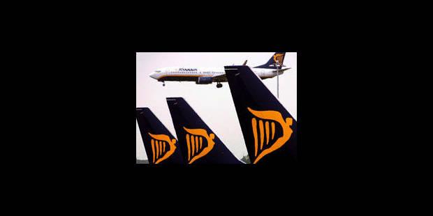 Ryanair n'est pas la seule à peu remplir ses réservoirs - La Libre