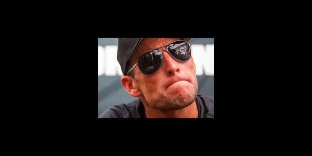 Armstrong va perdre ses sept titres du Tour de France - La Libre