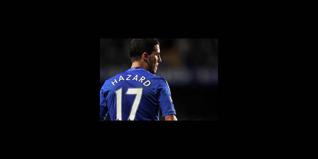 Eden Hazard à nouveau décisif avec Chelsea - La Libre