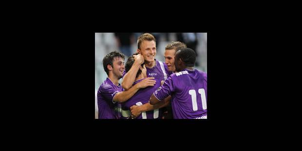 Nouvelle défaite pour Charleroi (2-0) - La Libre