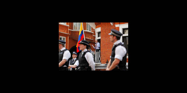 Assange: le droit international dans tous ses états