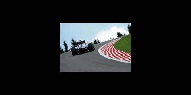 Grand Prix de Belgique, il y aura... - La Libre