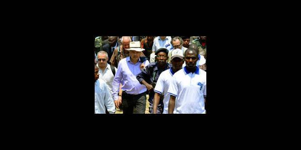 Reynders appelle Kigali à éviter une escalade