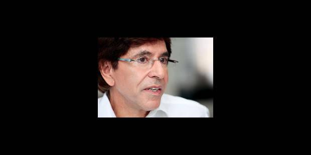 """Elio Di Rupo : """"Non à l'impunité"""""""