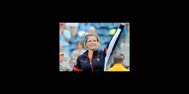 Le monde du tennis regrette déjà Kim Clijsters - La Libre