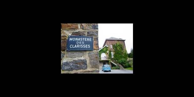 700 manifestations de soutien aux Clarisses