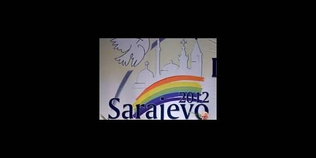 Chrétiens, musulmans et juifs prient pour la paix à Sarajevo