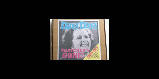 """""""Ding dong, Thatcher is (not yet) gone"""""""