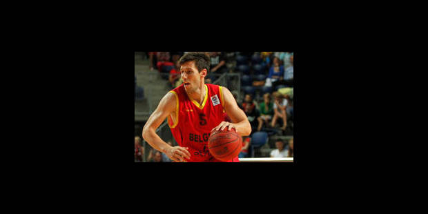 Basket - La Belgique se qualifie pour l'Euro 2013