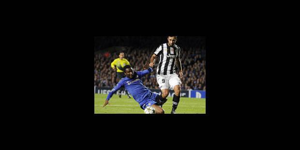 La Juve et Chelsea font match nul - La Libre