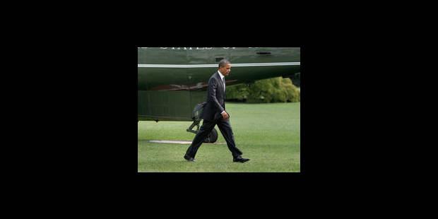 """La Maison Blanche exhorte le Congrès à empêcher le """"mur budgétaire"""" - La Libre"""