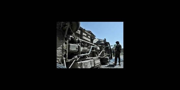 8 des 12 morts de l'attentat de Kaboul sont sud-africains