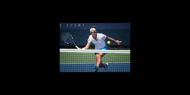 Kirsten Flipkens remporte le premier tournoi WTA de sa carrière